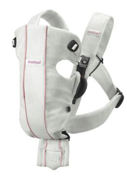 BABYBJ??RN Baby Air Carrier (Gray)