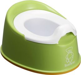Baby Bjorn Smart Potty Green