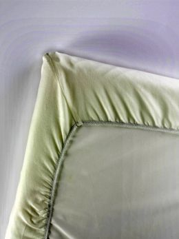 BabyBjörn Fitted Sheet for Travel Crib Light