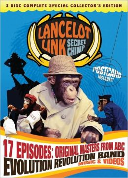 Lancelot Link: Secret Chimp