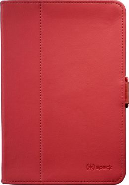 Speck FitFolio Cover for iPad Mini in FreshBloom Coral Pink