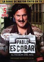 Pablo Escobar: El Patron Del Mal Parte 3 (5pc)