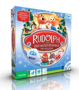 Rudolph The Red-Nosed Reindeer: The DVD Game