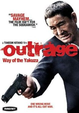 Outrage: Way of the Yakuza