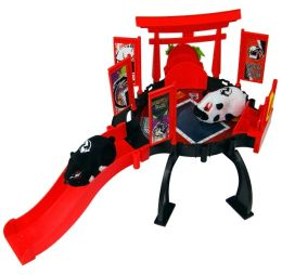 Kung Zhu Ninja Warrior Playset - Do Jo Base