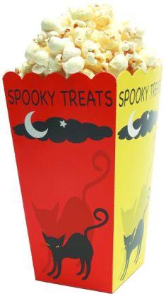 Spooky Treat Boxes Set of Six