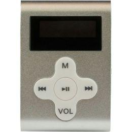 Eclipse 4 GB Flash MP3 Player - Silver