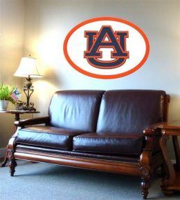 Adventure Furniture C0504-Auburn Auburn University Logo Wall Art