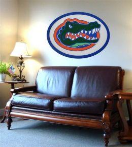 Adventure Furniture C0504-Florida University of Florida Logo Wall Art
