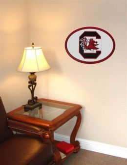 Adventure Furniture C0524-South Carolina University of South Carolina 3D Logo Wall Art- 31 inch