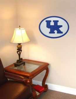 Adventure Furniture C0524-Kentucky University of Kentucky 3D Logo Wall Art- 31 inch