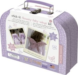 Stick it Flowery Fairy Wings kit