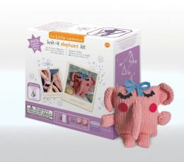 Knit it Elephant kit