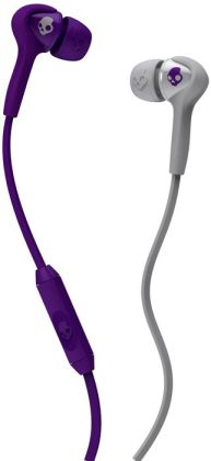 Skullcandy Smokin Buds Athletic Purple/Gray