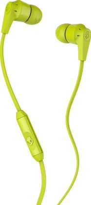 Skullcandy Ink'd 2.0 Mic'd - Lime Green