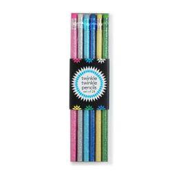 Twinkle Twinkle Pencils 24 Asstd