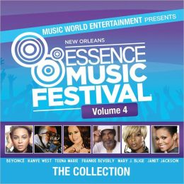The Essence Music Festival, Vol. 4: The Collection