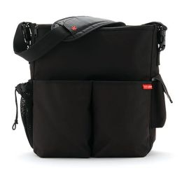 Duo essential diaper bag - Black