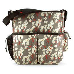 Skip Hop Duo Deluxe Diaper Bag - Cherry Bloom