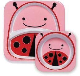 Zoo Tableware - Ladybug