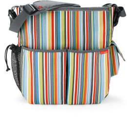 Duo Diaper Bag Metro Stripe