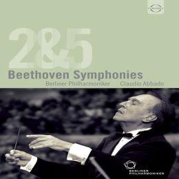 Berliner Philharmoniker/Claudio Abbado: Beethoven - Symphonies 2 & 5
