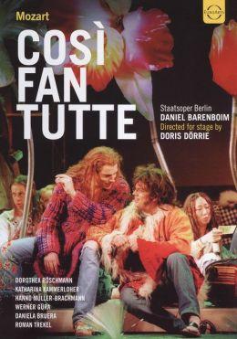 Cosi Fan Tutte (Staatsoper Berlin)