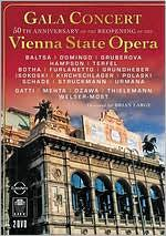 Gala Concert: 50th Anniversary of the Reopening of the Vienna State Opera