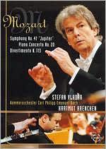 Stefan Vladar/Kammerorchester Carl Philipp Emanuel Bach: Mozart