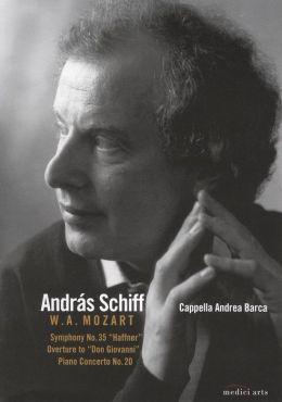 Andras Schiff/Cappella Andrea Barca: W.A. Mozart