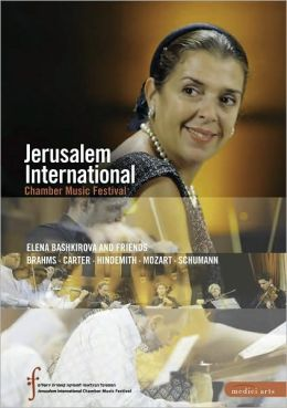 Elena Bashkirova and Friends: Jerusalem International Chamber Music Festival