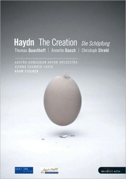 Thomas Quasthoff/Annette Dasch/Christoph Strehl: Haydn - The Creation