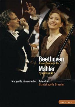 Margarita Höhenrieder/Fabio Luisi/Staatskapelle Dresden: Beethoven/Mahler