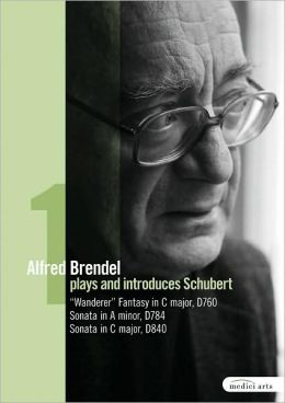 Alfred Brendel: Plays and Introduces Schubert, Vol. 1: