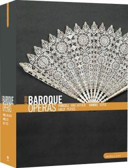 Baroque Operas: Serse/King Arthur/Persee