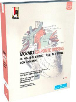 Mozart/Da Ponte Operas
