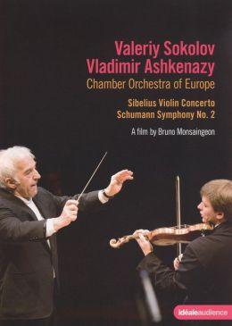 Valeriy Sokolov/Vladmir Ashkenazy: Sibelius Violin Concerto/Schumann Symphony No. 2