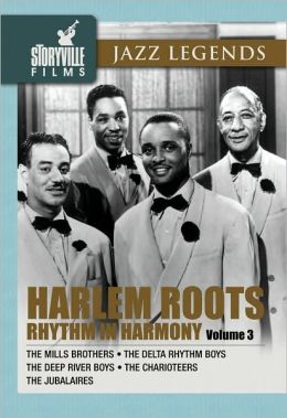 Harlem Roots, Vol. 3: Rhythm in Harmony