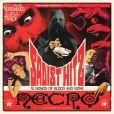 CD Cover Image. Title: Sadist Hitz, Artist: Necro