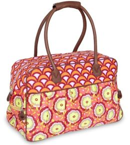 Dream Traveler Carry-On in Buttercups Tangerine
