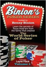 Binion's Poker Series, Vol. 1