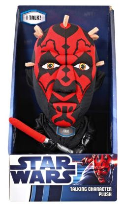 Star Wars 9 Inch Talking Darth Maul