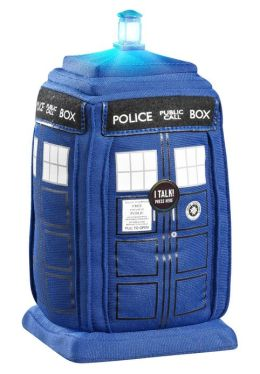 Doctor Who/Talking Plush/Med (9in)/TARDIS