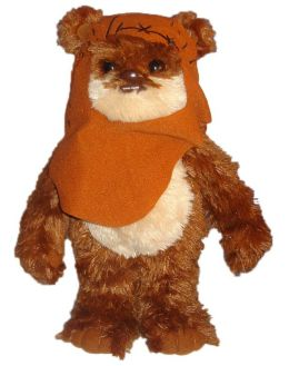 Star Wars 11 Inch Talking Wicket