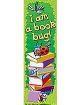 TEACHER CREATED RESOURCES TCR4762 BOOK BUG BOOKMARKS