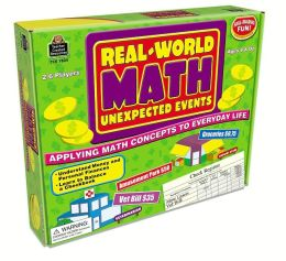 Real Word Math: Unexpected Events Game