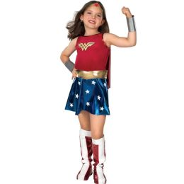 DC Comics Wonder Woman Child Costume: Size Large