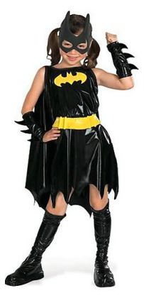 Batgirl Child Costume: Size Medium (8-10)