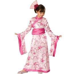 Asian Princess Child Costume: Size Toddler