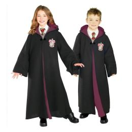 Harry Potter Gryffindor Robe Deluxe Child Costume: Size Large